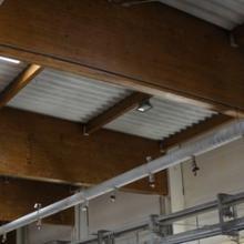 strop je jako nový po ošetření BMB